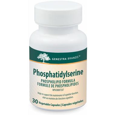Genestra Phosphatidylserine Phospholipid Formula