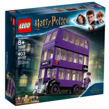 LEGO Harry Potter The Rise of Voldemort The Knight Bus