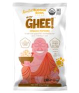 LesserEvil Buddha Bowl Oh My Ghee Popcorn