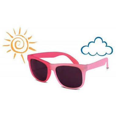 Real Shades Switch Colour Changing Wayfarer Light Pink Hot Pink