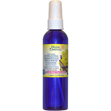 Divine Essence Everlasting (Immortelle) Organic Floral Water