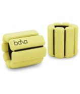 Bala Bangles Classic 1lb Ankle/Wrist Banana