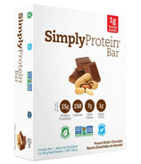 Simply Protein Bars Peanut Butter Chocolate