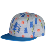 BIRDZ Children & Co. Blue Gummy Bears Cap