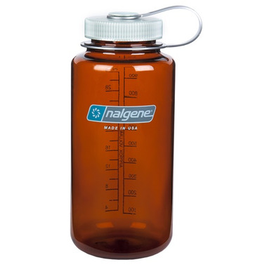 Nalgene 32 Ounce Triton Wide Mouth Loop Rustic Orange