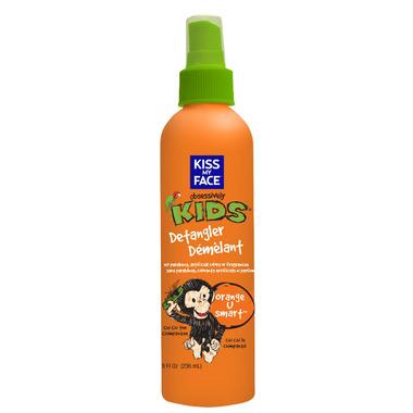 Kiss My Face Kids Orange U Smart Detangler