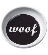 Ore' Pet Bowl Melamine Woof Feeding Bowl