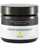 Crawford Street Lemon Deodorant Cream