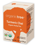 OrganicTree Organic Turmeric Chai tea