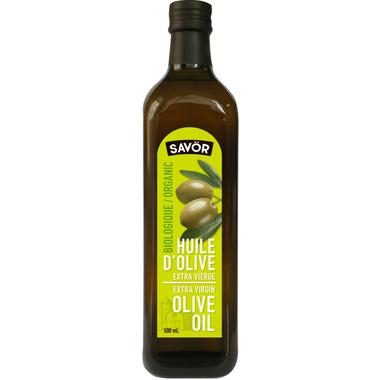 Savor Organic Extra Virgin Olive Oil