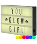 My Cinema Lightbox Mini Colour Changing