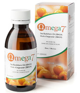 Omega7 Sea Buckthorn Oil In Olive Oil