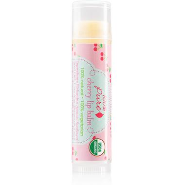 100% Pure Organic Lip Balm Cherry