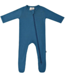 Kyte Baby Zippered Footie Teal