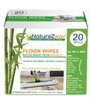 NatureZway Bamboo Floor Wipes