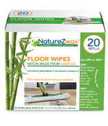 NatureZway Bamboo Floor Wipes