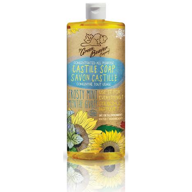 Green Beaver Sunflower Liquid Soap Frosty Mint