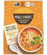 Tom Yum thaï prêt-à-manger de Miracle Noodle