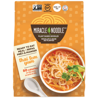 Miracle Noodle Ready to Eat Thai Tom Yum