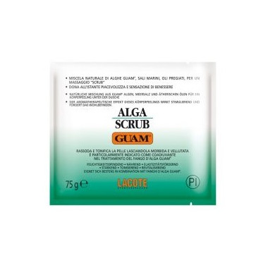 Guam ALGA SCRUB Sachet