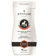 ATTITUDE Furry Friends Soothing Oatmeal Pet Shampoo Fragrance Free