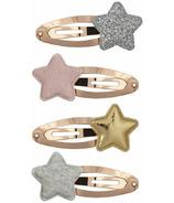 Mimi & Lula Tokyo Star Metalic Clic-Clacs