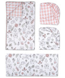 Lolli Living Crib Bedding Set Kayden Woodlands
