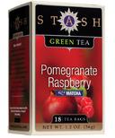 Stash Pomegranate Raspberry Green Tea with Matcha