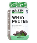 aizen Naturals Whey Protein Chocolate Mint