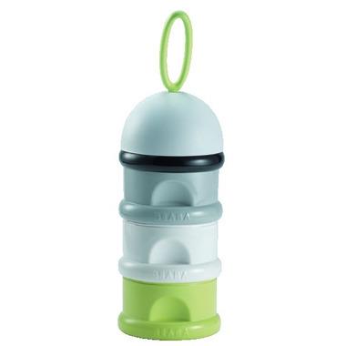 Beaba Formula/Snack Container Neon