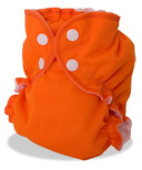 AppleCheeks Diaper Cover Orange You Glad