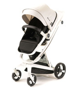 Milkbe Lullaby Self-Stopping Stroller Beige