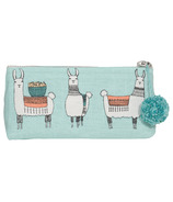 Danica Studio Llamarama Pencil Cosmetic Bag