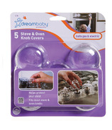 Dreambaby Stove & Oven Knob Covers