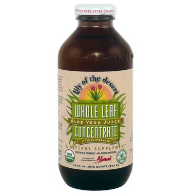 Lily of the Desert 5x Whole Leaf Aloe Vera Juice Concentrate
