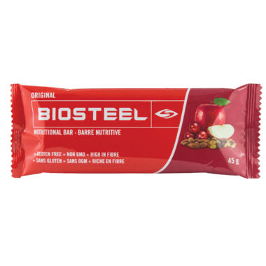 BioSteel Original Nutritional Bars