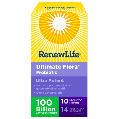 Renew Life Ultimate Flora Ultra Potent