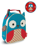 Skip Hop Zoo Lunchies Insulated Lunch Bag Owl Design