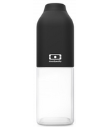 Monbento MB Positive Medium Black Water Bottle