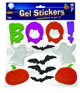 Rubie's Halloween Gel Stickers
