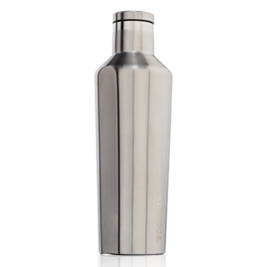 Corkcicle Canteen Brushed Steel