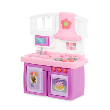 Little Tikes Lilly Tikes Lilly\'s Cook & Bake Kitchen
