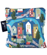 Colibri Reusable Snack Bag Large in Urban Cycle