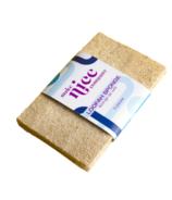Make Nice Company Natural Dish Loofah 3 Pack