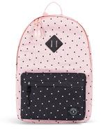 Parkland Kingston Backpack Polka Dots Quartz
