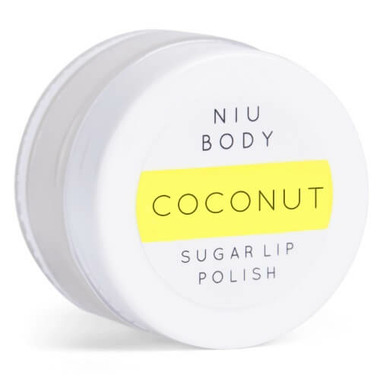 Niu Body Coconut Sugar Lip Polish