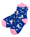 Hatley Rainbow Unicorns Kids Socks