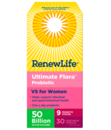 Renew Life Ultimate Flora Vaginal Support Probiotic