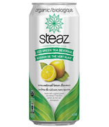 Steaz Iced Teaz Unsweetened Lemon