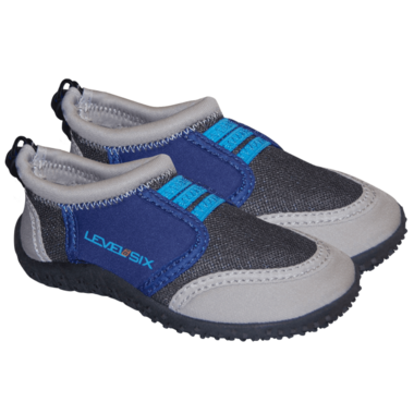 Level Six Lagoon Kids Water Shoe Navy Blue